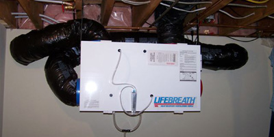 Aero Services In Victoria Bc Heat Recovery Ventilator